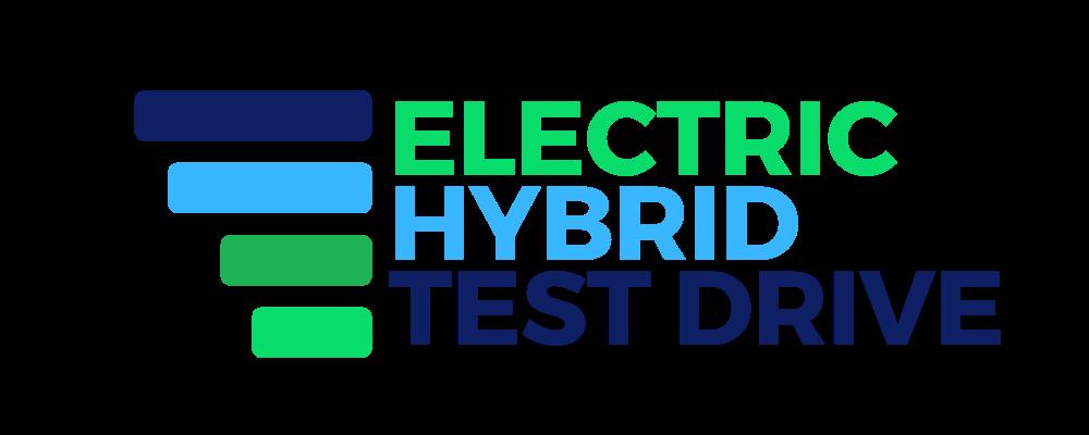 ELECTRIC HYBRID TEST DRIVE - LOGO