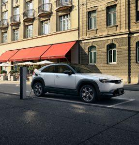 MazdaMX30First