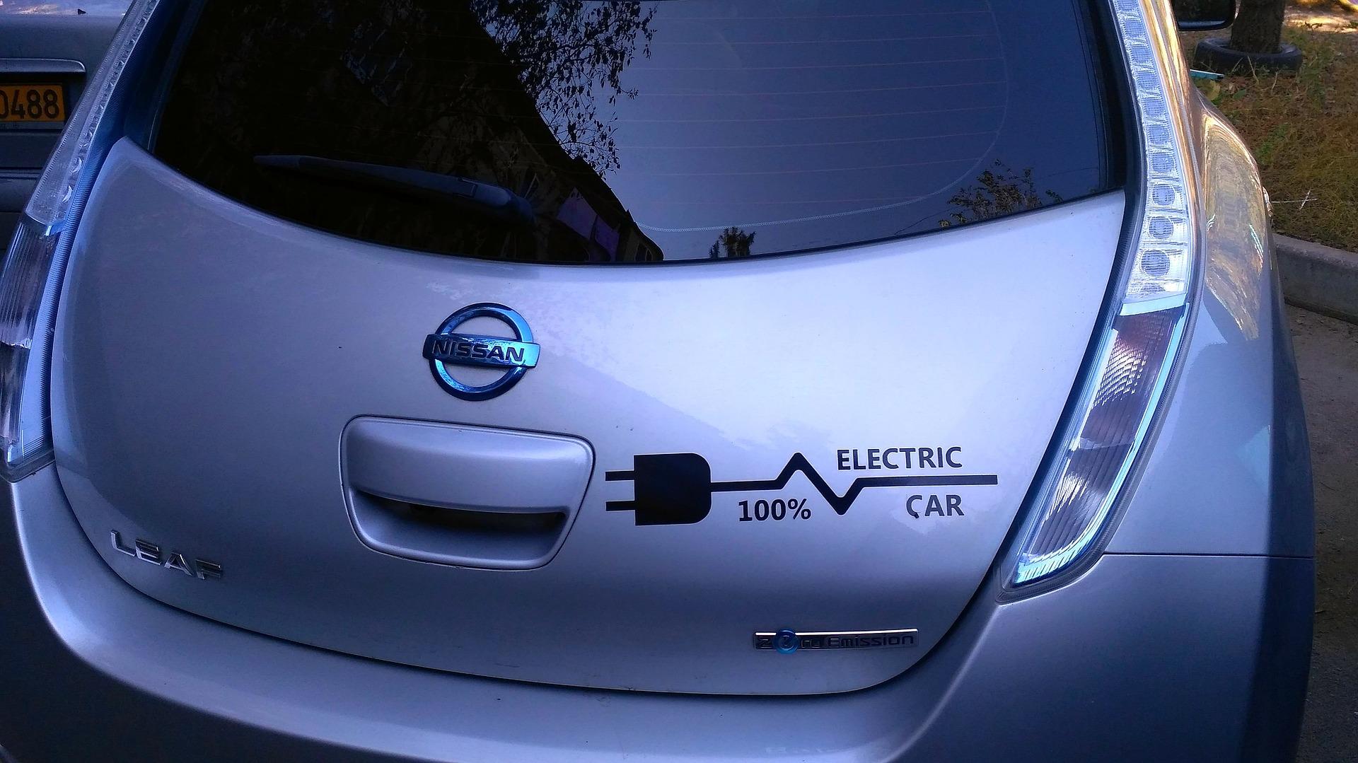 constructeur de voiture électrique
