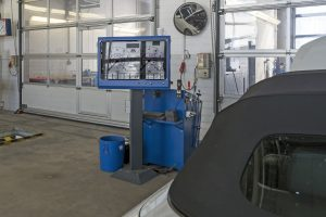 controle technique voiture hybride