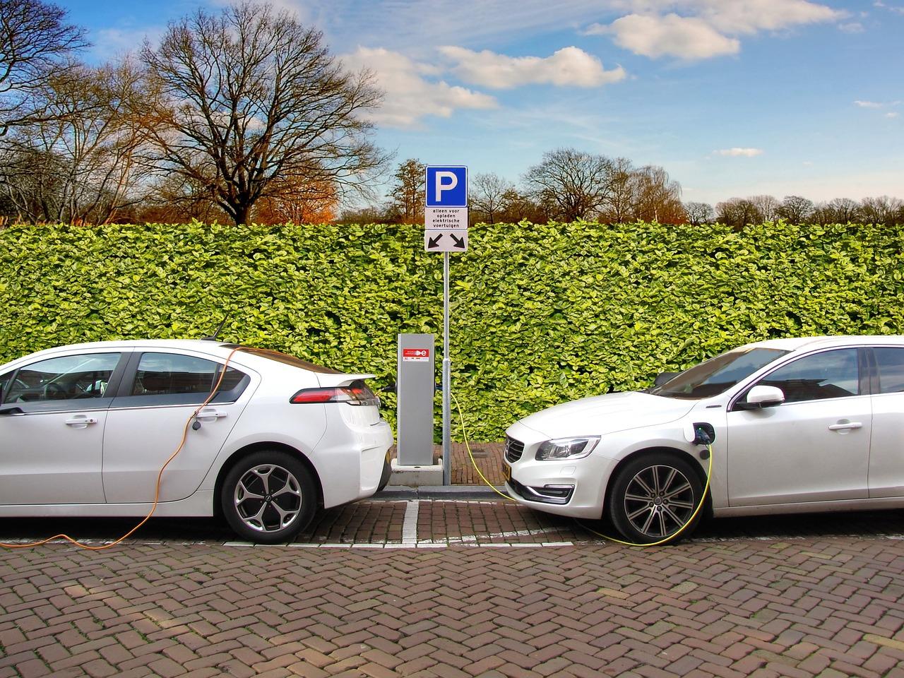 Modèles de voiture électrique